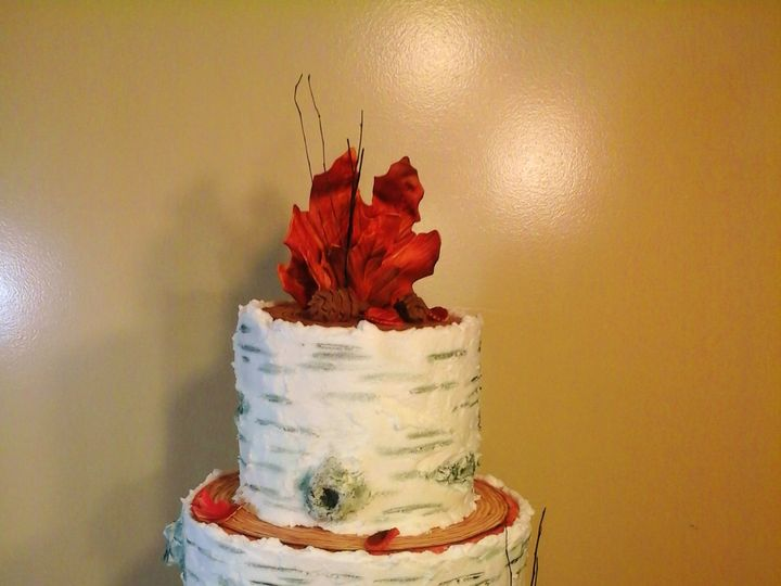 Tmx 1456844016041 Birchtree Waterville, ME wedding cake