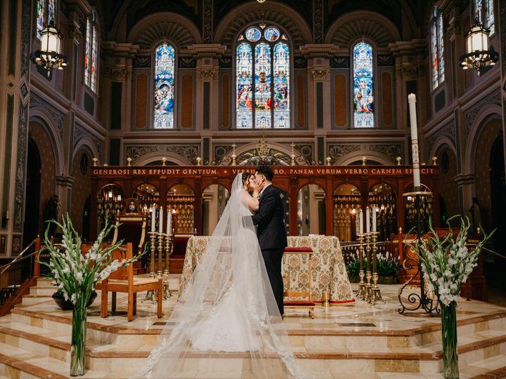 Tmx Catholic Church Wedding First Kiss 3 51 659484 159545678734812 Portland, OR wedding videography