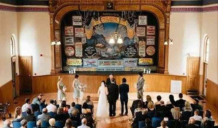 Historic Elk Rapids Town Hall
