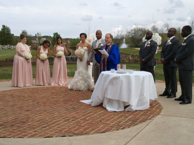 Tmx 1461424858371 Axe Arhagba Wedding 2 Herndon, District Of Columbia wedding officiant