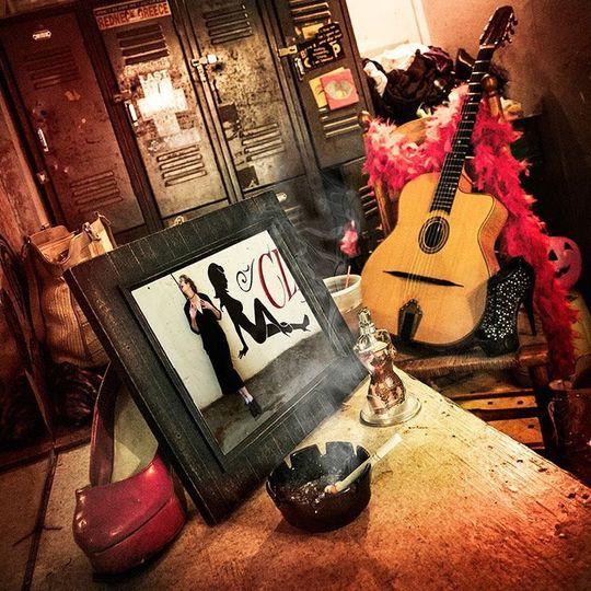bonaventure quartet's guitar