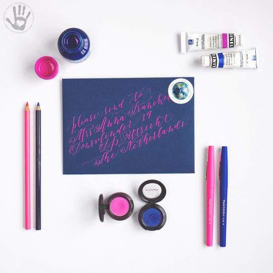 "The KAPD ""Charlotte Donohue"" script is a toast to modern calligraphy with it's moving base and..."