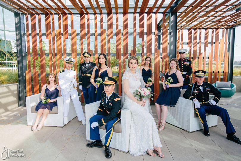 Wedding Party - San Diego