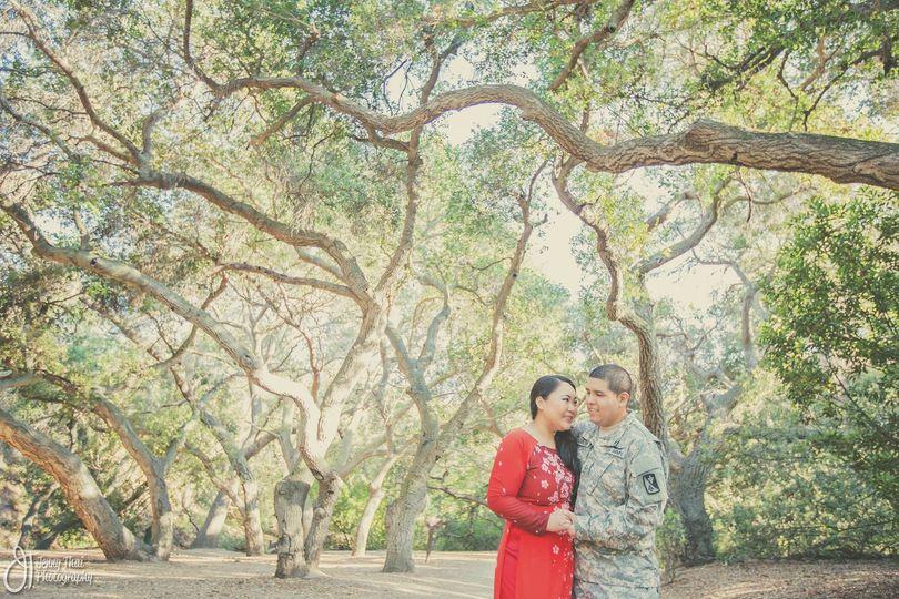 Love in the Grove