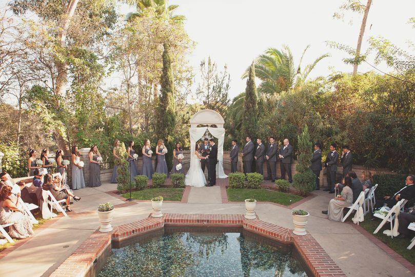 Wedding Ceremony - Balboa park
