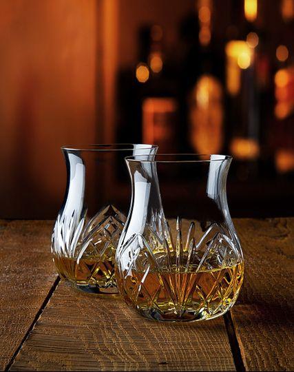 DUBLIN RESERVE WHISKEY GLASS - PAIR $49.99