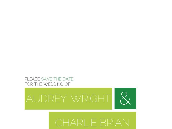 Tmx 1373583601599 Boxstd Tulsa wedding invitation