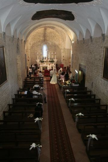 Wedding In Gaiole Italy