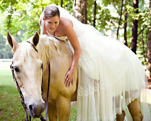 We are Different - We capture the essence of each bride and her personality.