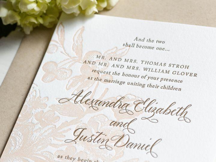 Tmx 1415832688014 Alexandra1 New Hyde Park wedding invitation