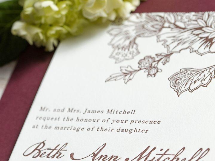 Tmx 1415898783903 Beth1 New Hyde Park wedding invitation