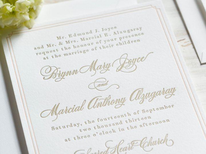 Tmx 1415898801489 Brynn1 New Hyde Park wedding invitation
