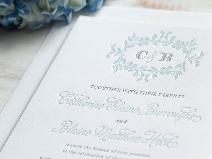 Tmx 1415898823566 Catherine1 New Hyde Park wedding invitation