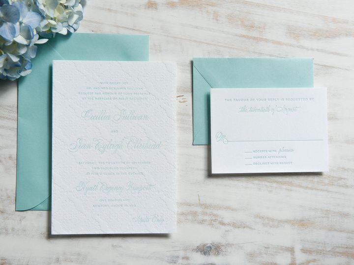 Tmx 1415898847438 Cecilliafull New Hyde Park wedding invitation