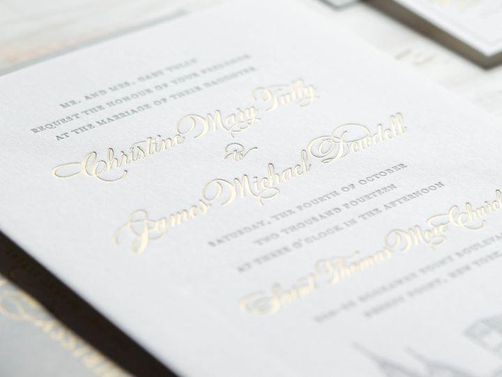 Tmx 1415898998095 Christine1 New Hyde Park wedding invitation