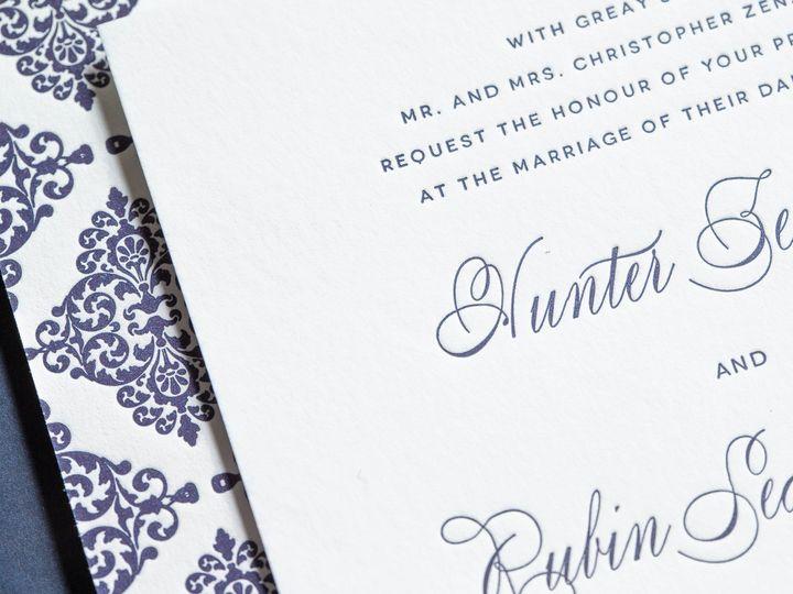 Tmx 1415899130163 Hunter2 New Hyde Park wedding invitation