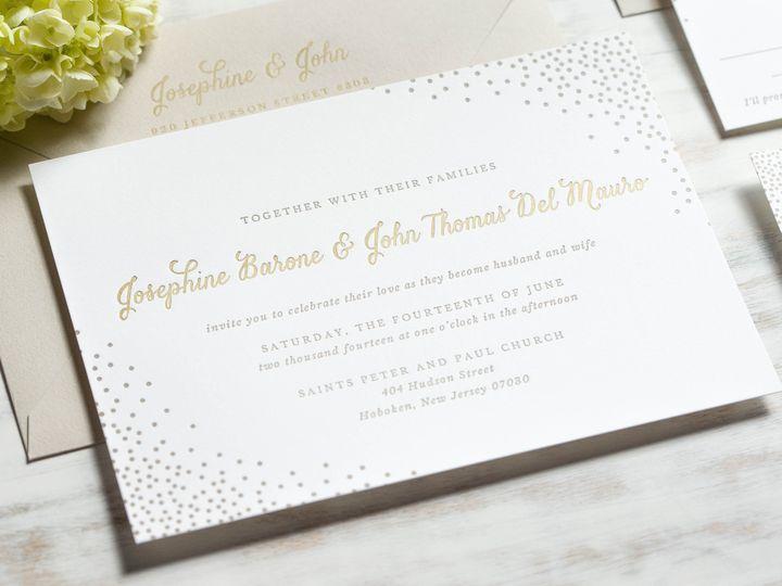 Tmx 1415899187883 Josephine1 New Hyde Park wedding invitation