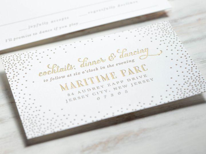 Tmx 1415899218438 Josephine3 New Hyde Park wedding invitation