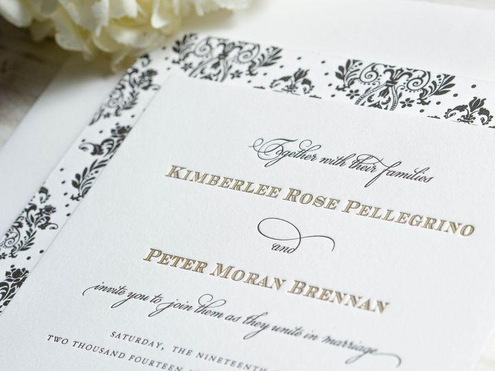 Tmx 1415899244912 Kimberlee1 New Hyde Park wedding invitation