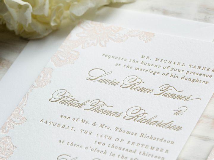 Tmx 1415899288319 Laura1 New Hyde Park wedding invitation