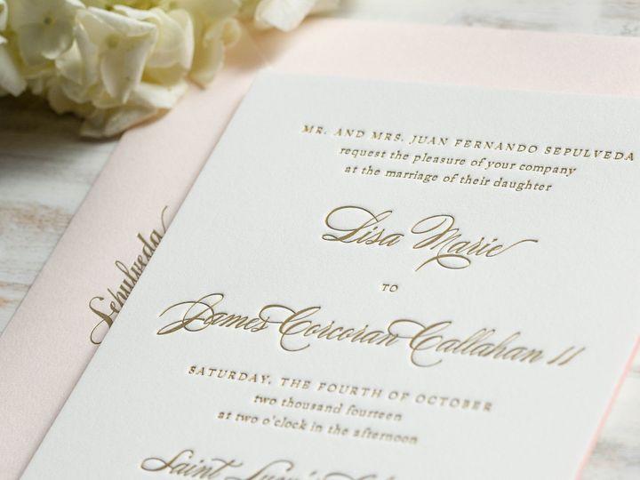 Tmx 1415899335276 Lisa1 New Hyde Park wedding invitation