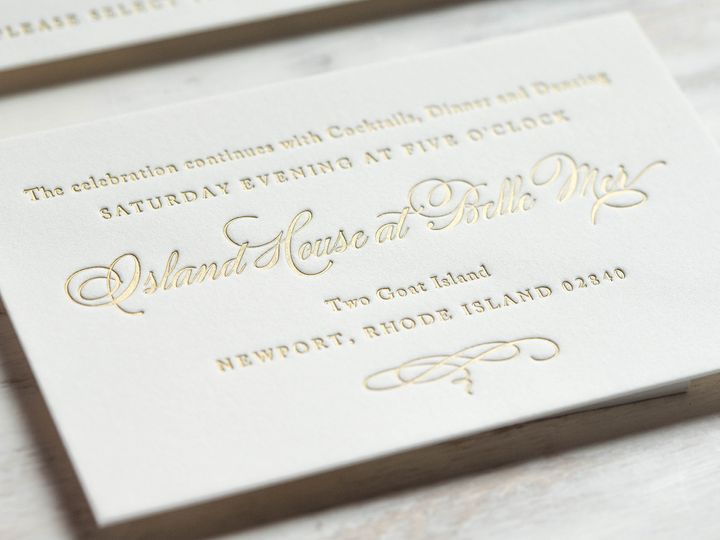 Tmx 1415899355488 Lisa3 New Hyde Park wedding invitation
