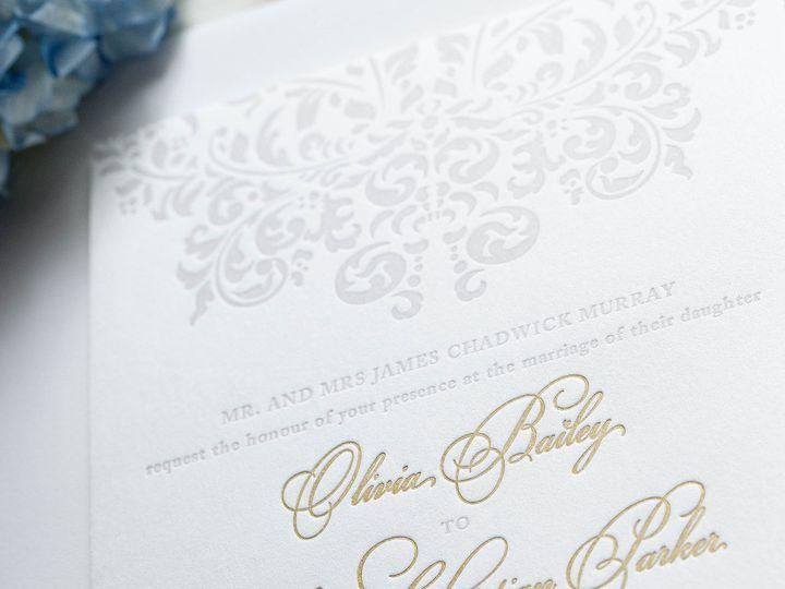 Tmx 1415899514975 Olivia2 New Hyde Park wedding invitation