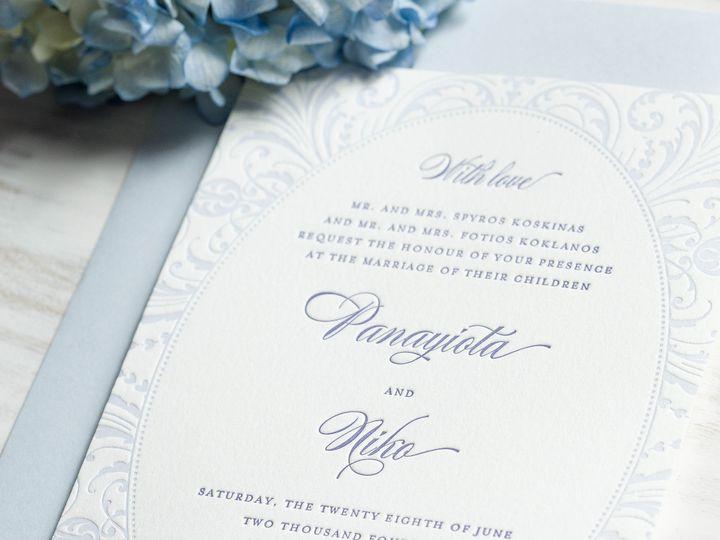Tmx 1415899532880 Pam1 New Hyde Park wedding invitation