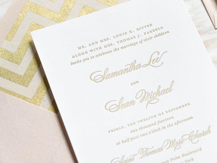 Tmx 1415899585167 Samantha1 New Hyde Park wedding invitation