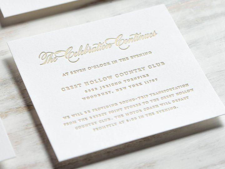 Tmx 1415899604665 Samantha3 New Hyde Park wedding invitation