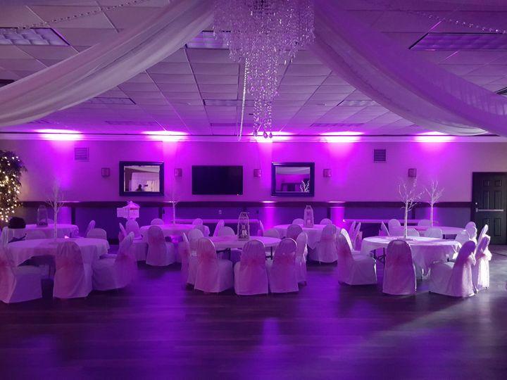 Tmx Uplights Tent Copy 51 165584 Buffalo, NY wedding dj