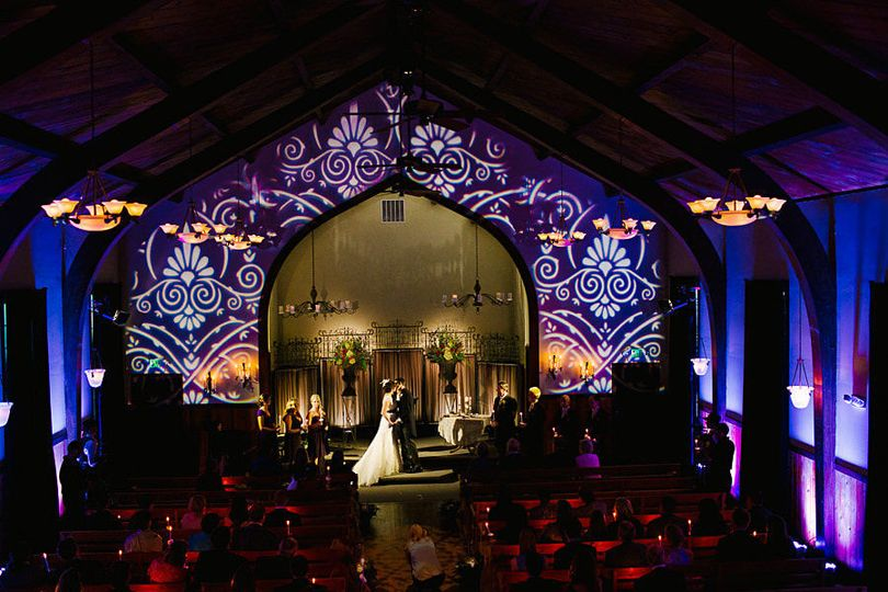 Gorgeous chapel