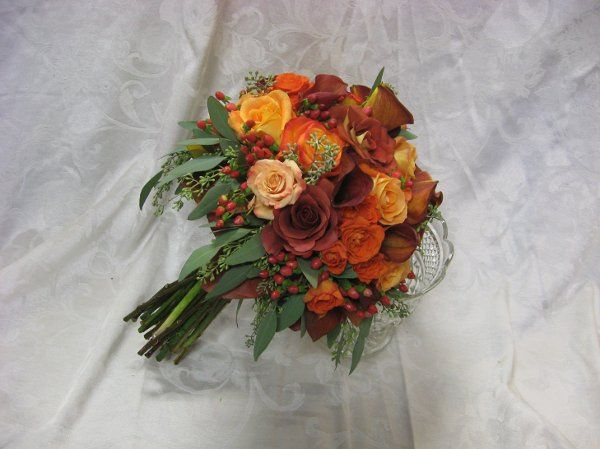 Tmx 1296668026903 Fall1 Sussex wedding florist