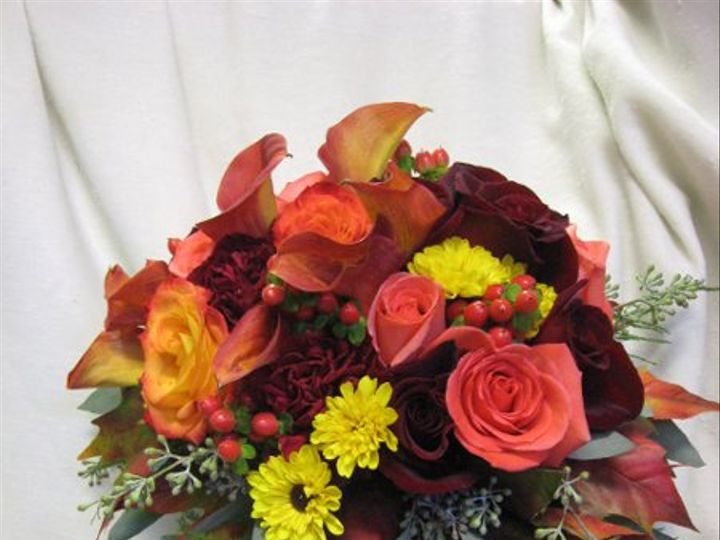 Tmx 1296668390434 Fall8 Sussex wedding florist