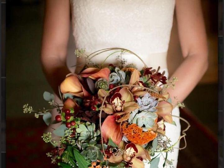 Tmx 1449506543994 Mickler Wedding Winston Salem, North Carolina wedding florist