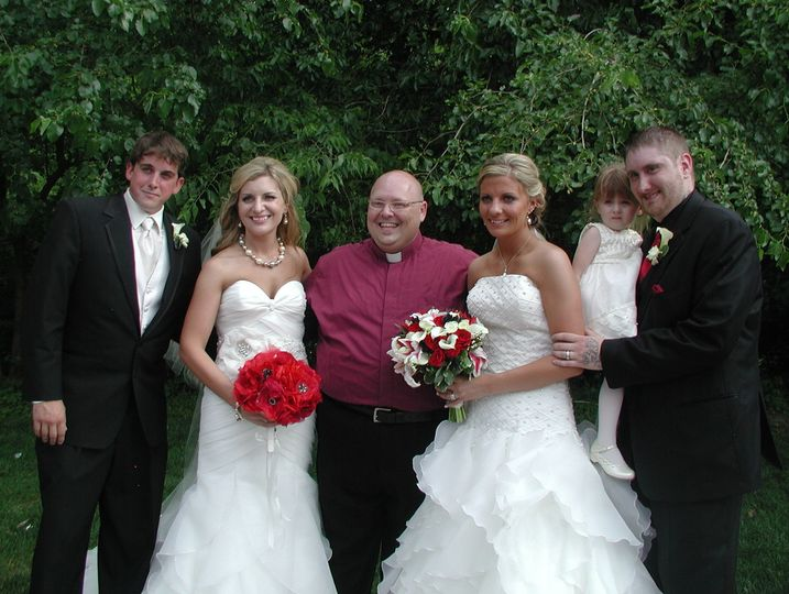 Happily married couples