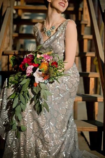 Thalia Hall wedding