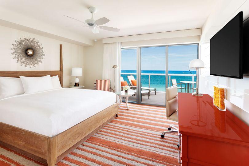 Oceanfront Guestroom