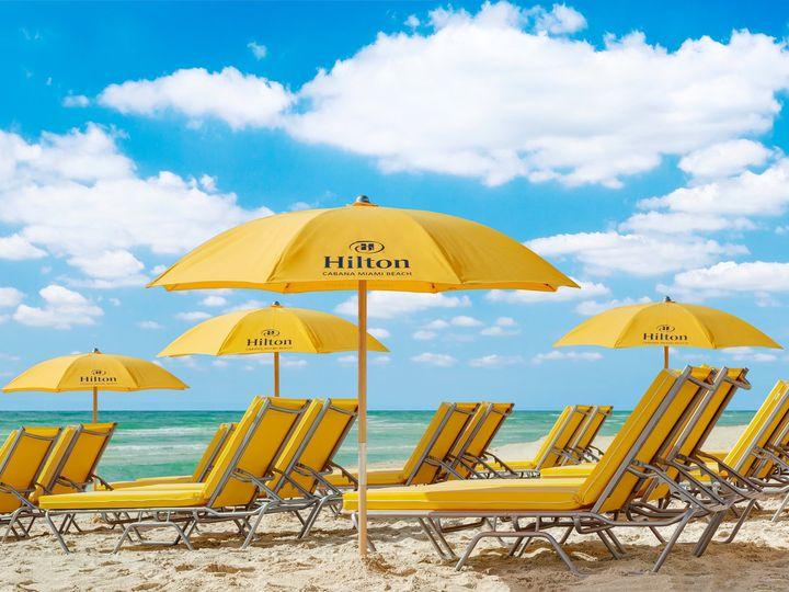 Tmx Hc Beach Chairs  51 989584 V1 Miami Beach, FL wedding venue