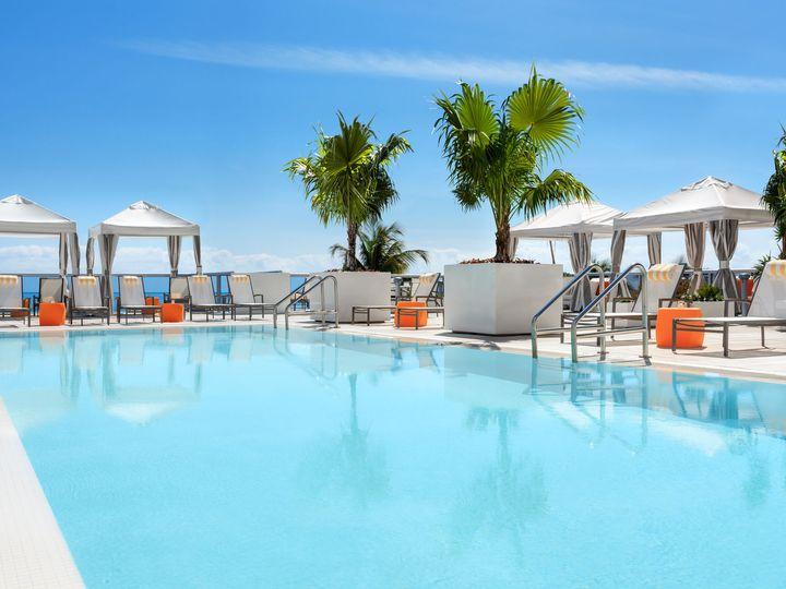 Tmx Hc Upper Pool Daytime 51 989584 V1 Miami Beach, FL wedding venue
