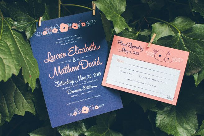 Tmx 1395190982101 Loveandprocess Brown 0 Mount Joy wedding invitation