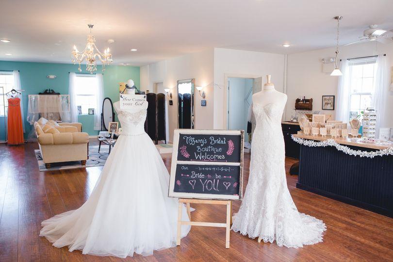 Tiffany's Bridal Boutique