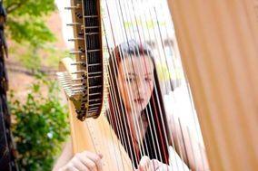 Claire Marie Stam, Harpist