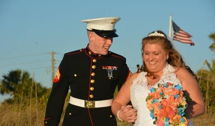 JD3 Beach Weddings & Events - Tampa Bay Beach Weddings w/JD3 1