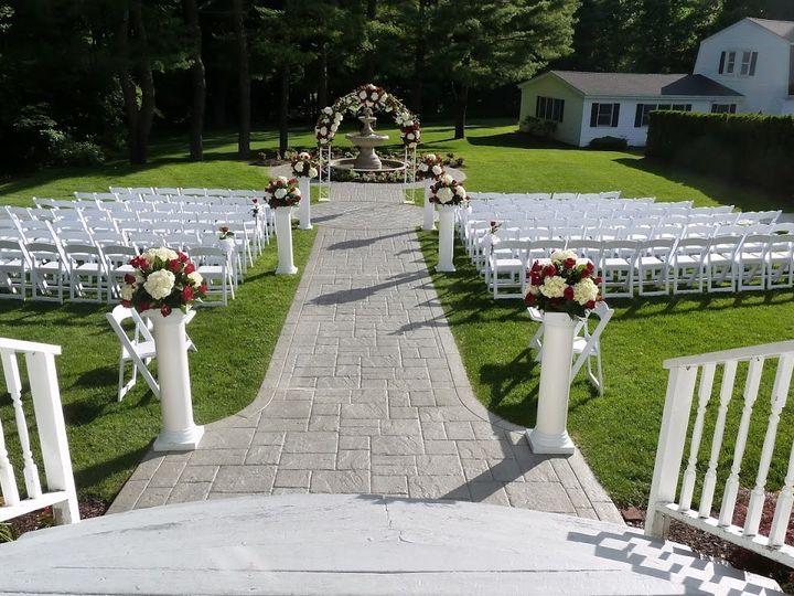 Tmx 1503432938786 Red  White Floral Brookfield, CT wedding venue