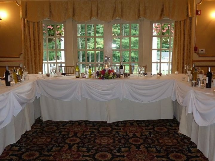 Tmx 1503514389546 U Shaped Head Table Ii Brookfield, CT wedding venue