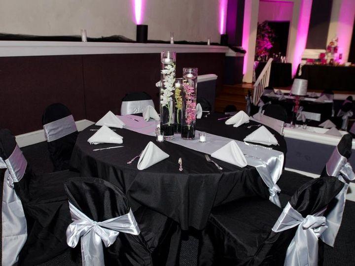 Tmx 1468438266700 Silver Table Runners  Sashes Manhattan wedding rental