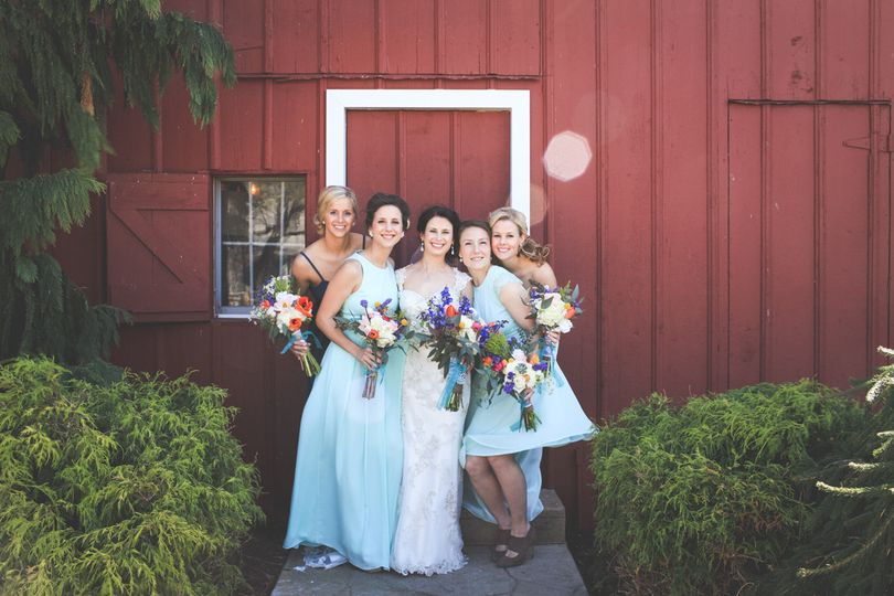 Wedding party Fossil Photography