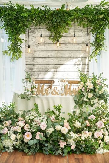 Wedding planning and design