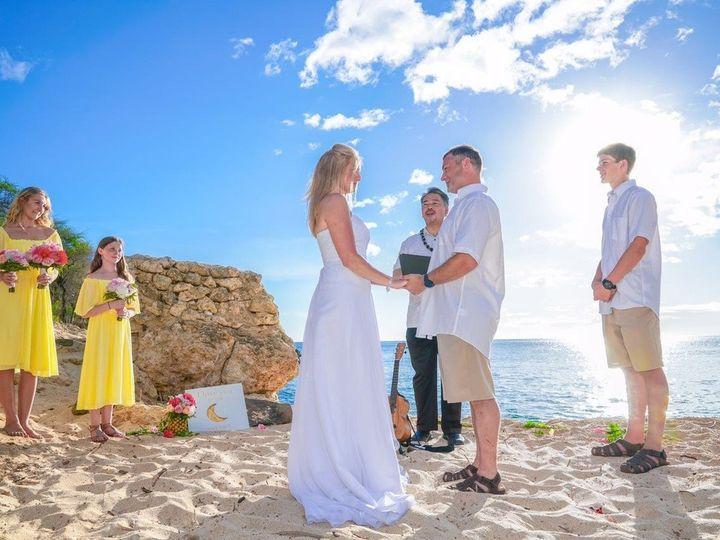 Tmx Hawaii Wedding Beach Wedding 51 904684 159140657625561 Honolulu, HI wedding planner
